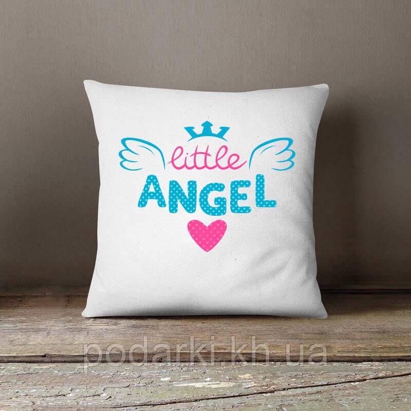 Декоративная подушка Ангел