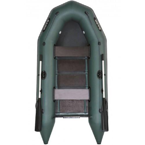 Надувная Лодка Bark двухместная с стационарным транцем (ВТ-270)