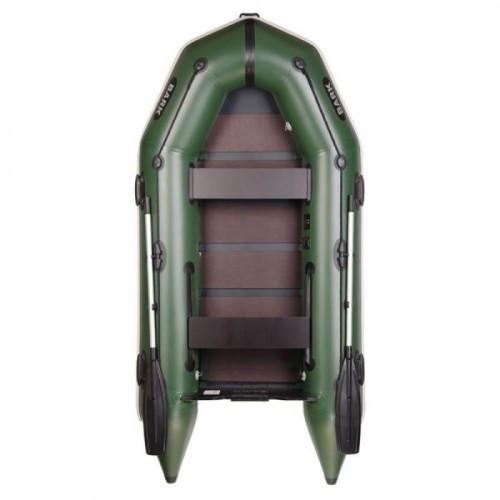 Надувная Лодка Bark двухместная с стационарным транцем (ВТ-290)