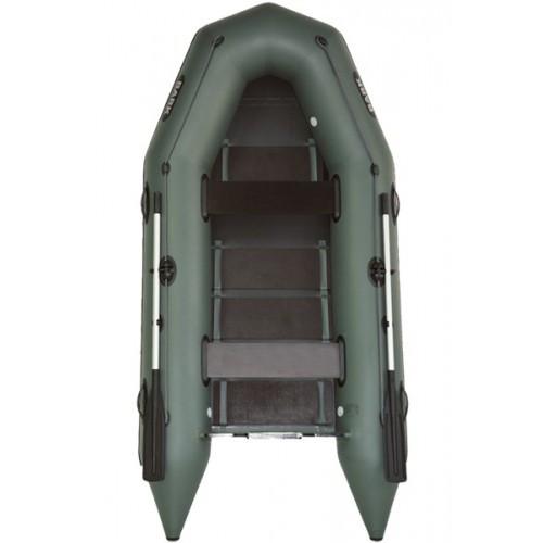 Надувная Лодка Bark двухместная с стационарным транцем (ВТ-310)