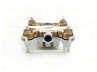 Мини квадрокоптер нано Wi-Fi Cheerson CX-10W с камерой (дрон)