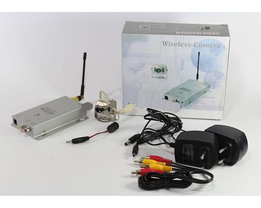 Камера безпроводная CAMERA Lux С-208 wireles Wi Fi радиовидеокамера, фото 2