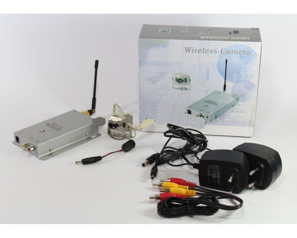 Камера безпроводная CAMERA Lux С-208 wireles Wi Fi радиовидеокамера