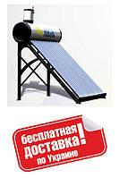 Коллектор (водонагреватель) солнечный сезонный с баком и змеевиком SP-C-15 Altek напорная система