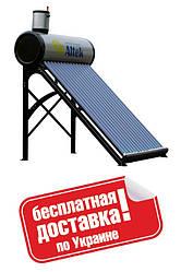 Коллектор (водонагреватель) солнечный SD-T2-30 300л Altek сезонный с баком безнапорная система