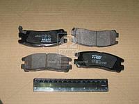Колодка тормозная MITSUBISHI GALANT заднего (производитель TRW) GDB1023