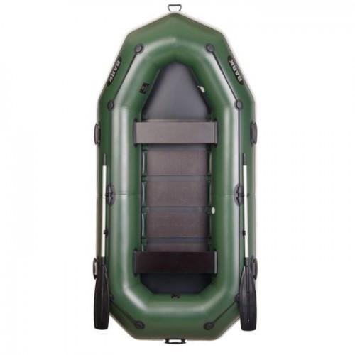 Надувная Лодка Bark трехместная гребная (В-300 Р)