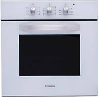 Духовой шкаф электрический PYRAMIDA F 60 TMR WHITE