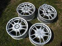 титановые диски на автомобиль 15 4X100