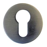 Накладка дверная под цилиндр 12Y хром матовый