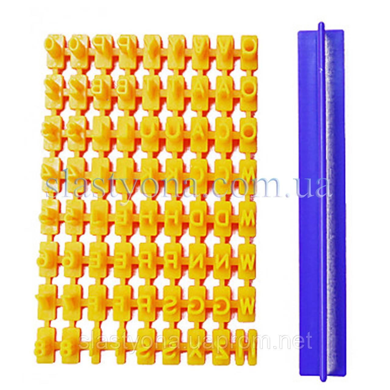 53744ee85 Вырубка - Буквы и цифры, цена 95 грн., купить в Кривом Роге — Prom ...
