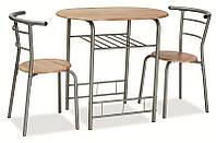 Набор стола и стульев Gabo