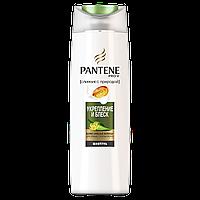 Шампунь для волос Pantene Слияние с природой  Укрепление и Блеск 400 мл