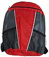 Легковесный городской рюкзак Paso 12L красный, фото 4