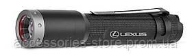 Компактный светодиодный фонарь Lexus LED Flashlight, 9,9 cm.