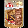 Лакомство 8 in 1 Grills Bacon Style для собак, с беконом, 80 г