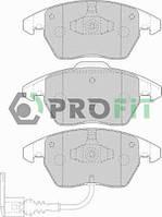 Колодки тормозные передние PROFIT 5000-1641
