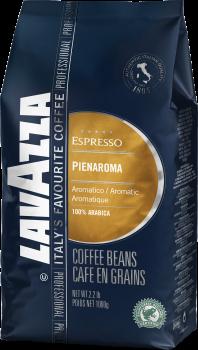 Кофе в зернах Лавацца  LAVAZZA  Pienaroma 1 кг зерно