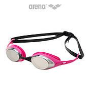 Зеркальные очки для плавания Arena Cobra Mirror (Fuchsia)