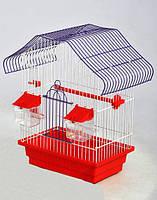 Клетка для птиц Малый Китай, разборная 280х180х400 мм
