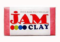 Полимерная глина малиновый мус «Jam Clay»