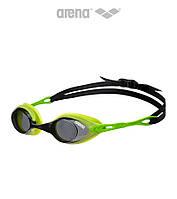Очки для плавания Arena Cobra (Smoke/Lime), фото 1