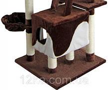 Когтеточка, домик, дряпка для кошек Z 72 260 см, фото 3