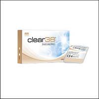 Clear 38 контактные линзы на 3 мес