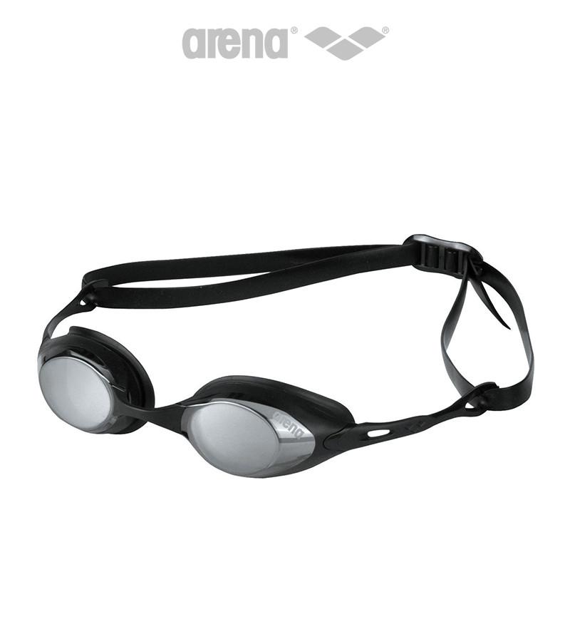 Зеркальные очки для плавания Arena Cobra Mirror (Smoke/Silver)
