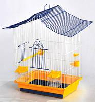 Клетка для птиц Мини-3, разборная 330х230х450 мм
