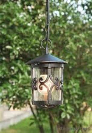 Садово-парковый светильник LUSTERLIGHT Cordoba III 1765, фото 2