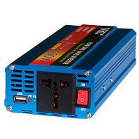 Инвертор автомобильный UKC XR-600B 600W (SURGE 1200W), инвертор напряжения