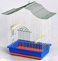 Клетка для птиц Корела, разборная 470х300х600 мм