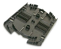Сплайс-кассета на 32 волокна для оптических кроссов