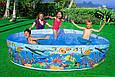 Бассейн детский каркасный «Подводный мир» Intex 58472 (244*46 см), фото 2