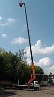 Аренда автовышки 28м, 34м, 38м, 40 метров Киев