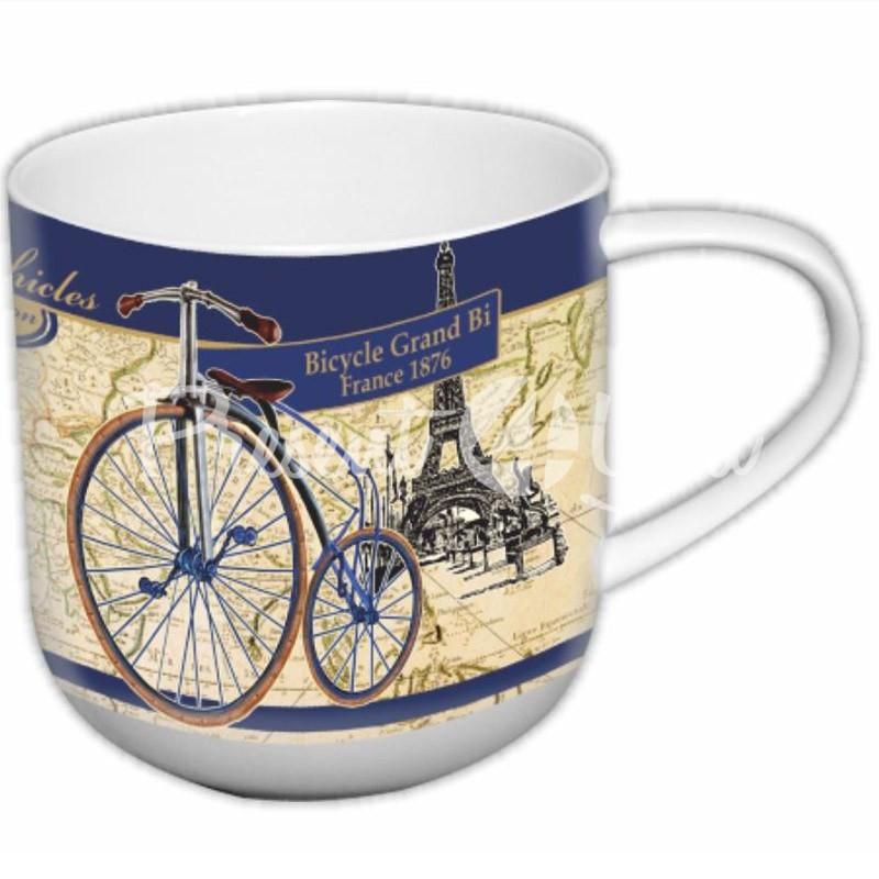 Кружка «Велосипед» Carmani, 500 мл