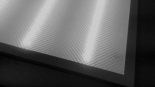 Светодиодная LED панель 40Вт 3200lm 6500К ВСТРАИВАЕМАЯ 600х600х9мм Prismatic SL (колотый лед)