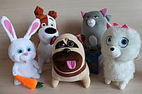 Мягкая игрушка Секреты домашних животных