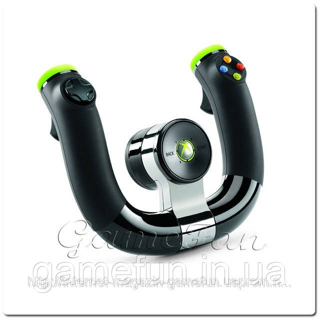 Руль xbox 360 Wireless Speed Wheel