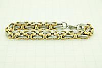 134 Дизайнерские мужские браслеты Steel Rage 8мм из медицинской стали оптом, Одесса 7 км.