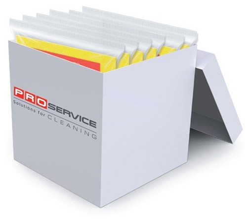 Набор салфеток для уборки универсальные ProService (50 шт/ящ)