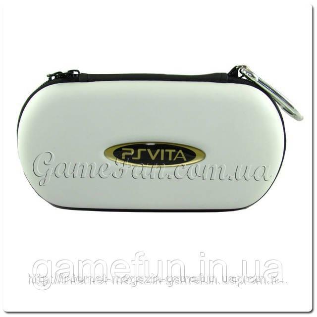 PS Vita сумка жесткая AIRFORM (Dong Gan) (white) (PCH-1000 2000)