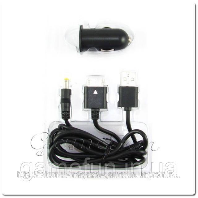 Автомобильное зарядное устройство для Sony PS Vita