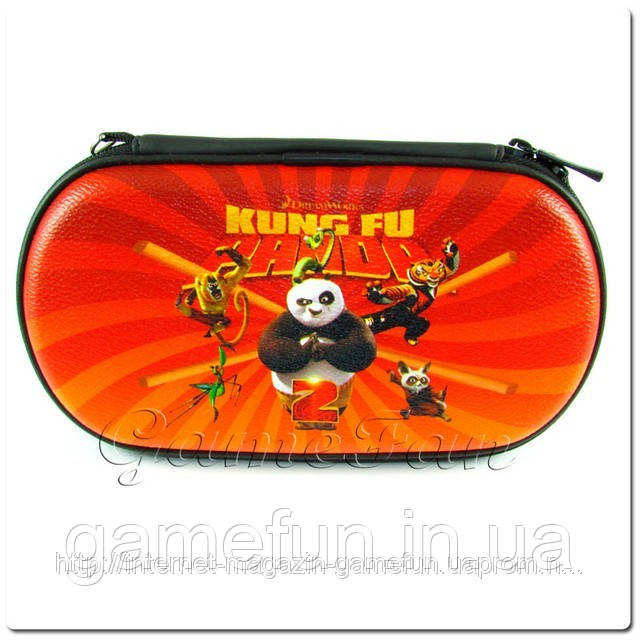 PS Vita сумка жёсткая (Kung Fu Panda)