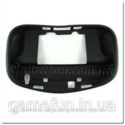 Силиконовый чехол для джойстика Wii U (Black)