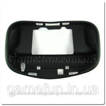 Силіконовий чохол для джойстика Wii U (Black)