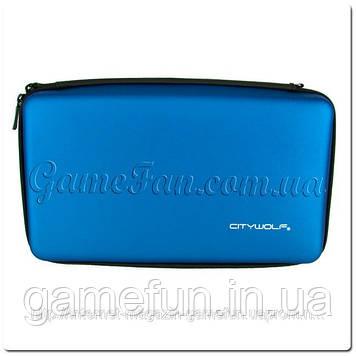 Сумка жорстка для Wii U GamePad Citywolf (Blue)