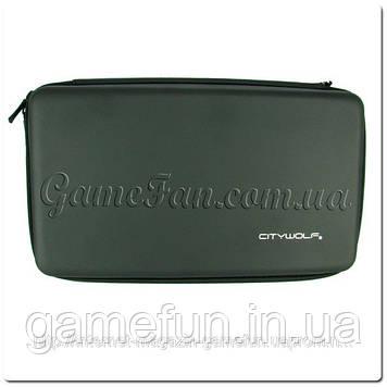 Сумка жорстка для Wii U GamePad Citywolf (Black)