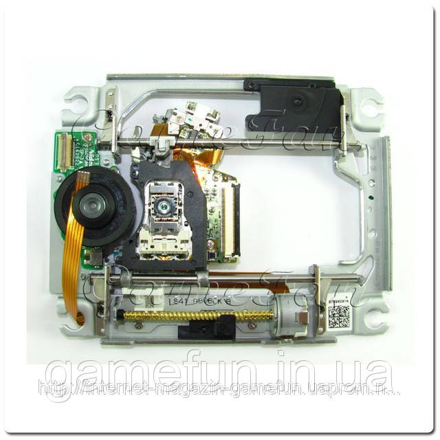 PS3 Phat Оптическая головка KEM-400AAA с механикой